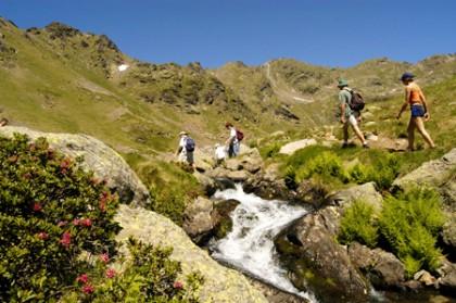 Trekking en Andorre