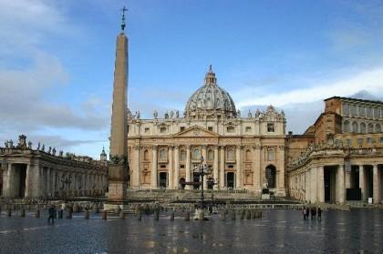 Visite virtuelle au Vatican