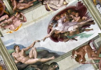 Visite virtuelle de la chapelle Sixtine