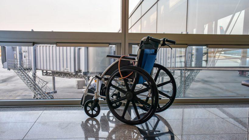 Vols pour handicapés et obèses réductions et conditions